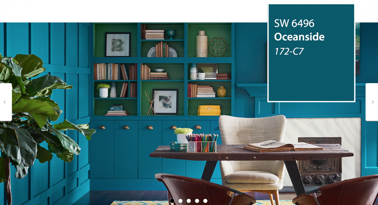 Sherwin Williams 2018 Color of the Year!
