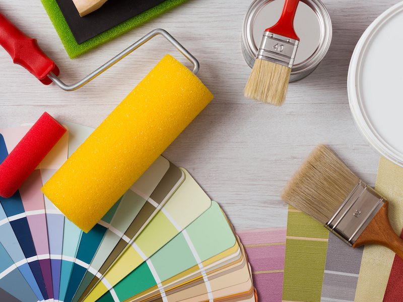 The Right Place to Start Your Painting Project